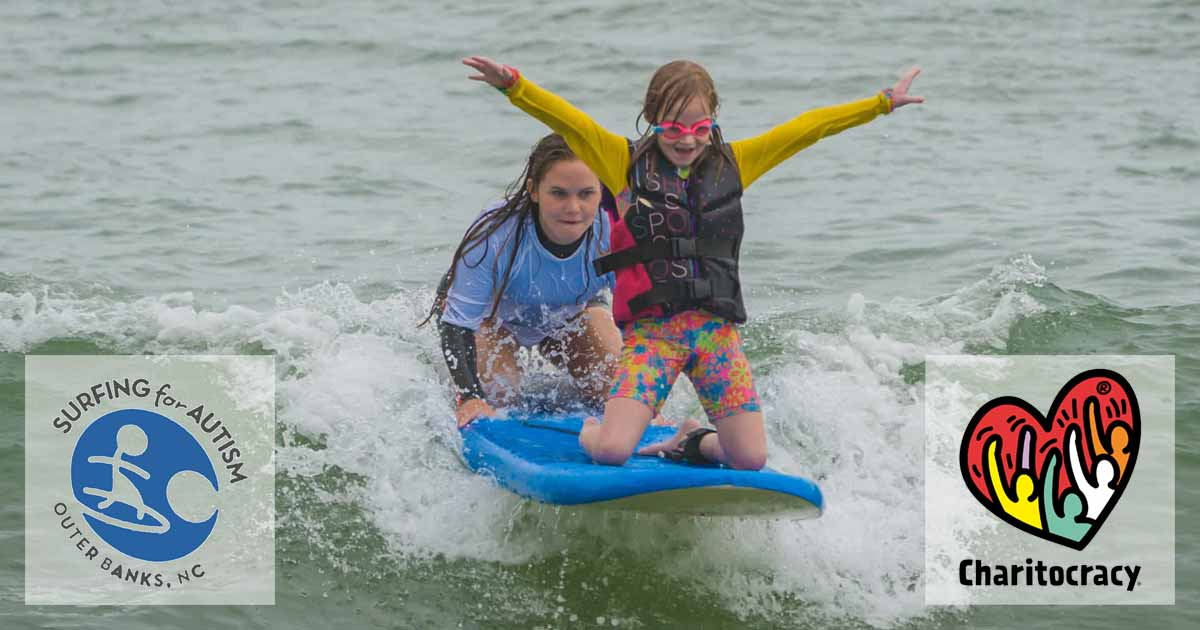 nominee Surfing For Autism